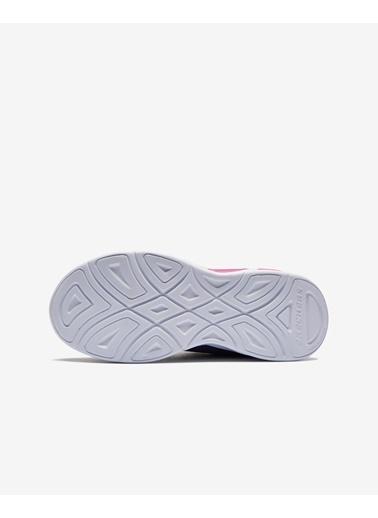 Skechers Shimmer Beams-Sporty Glow Büyük Kız Çocuk Lacivert Spor Ayakkabı 302042L NVMT Lacivert